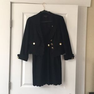 BetseyJohnson dress suit